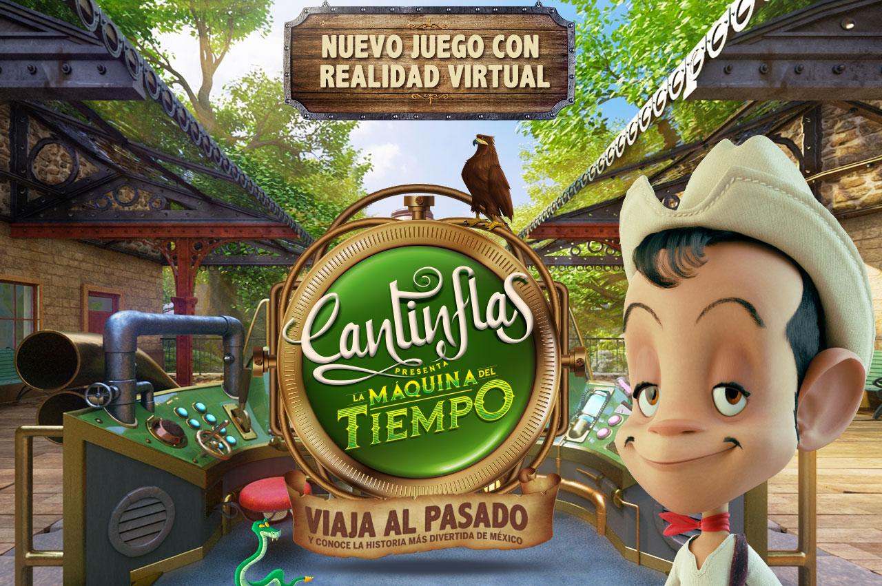 Blog Cantinflas presenta: La Máquina del Tiempo
